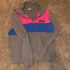 PINK sweater Xsmall